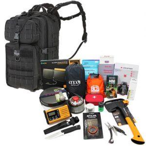 Premium Bug Out Bag för överlevnad - Vildmark