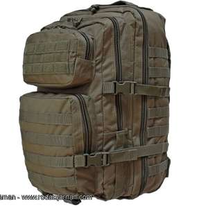 Assault Pack M.O.L.L.E: 36 liter, 1,3 kg
