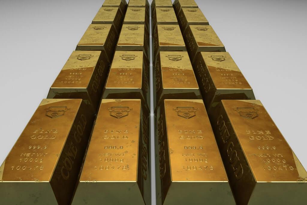 Guld - ett bra sätt att spara inför en allvarlig kris
