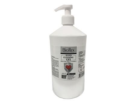 Bioflex alkogel med pump 70% 1 liter