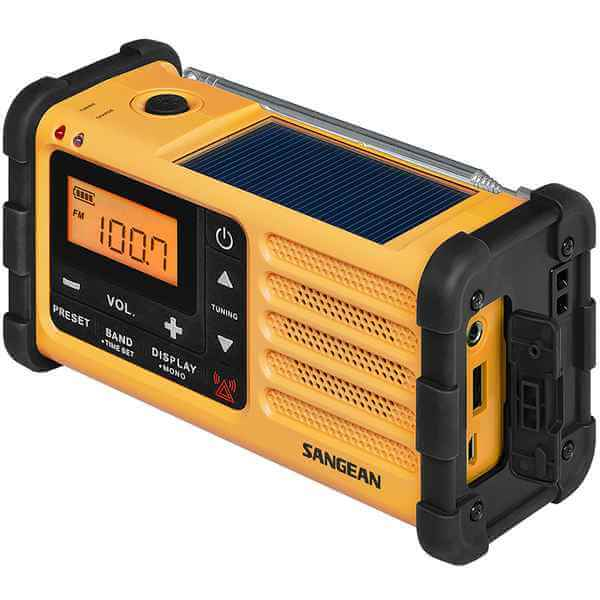 Sanagean MMR-88 vevradio