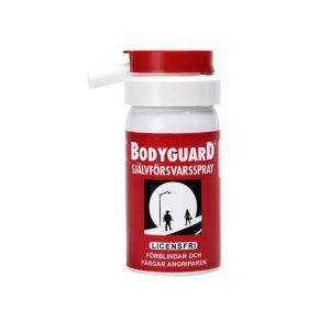 Bodyguard självförsvarsspray rödfärg