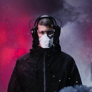 Zekler FFP2 filtrerande halvmask