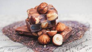 Friluftsmat - nötter och snacks