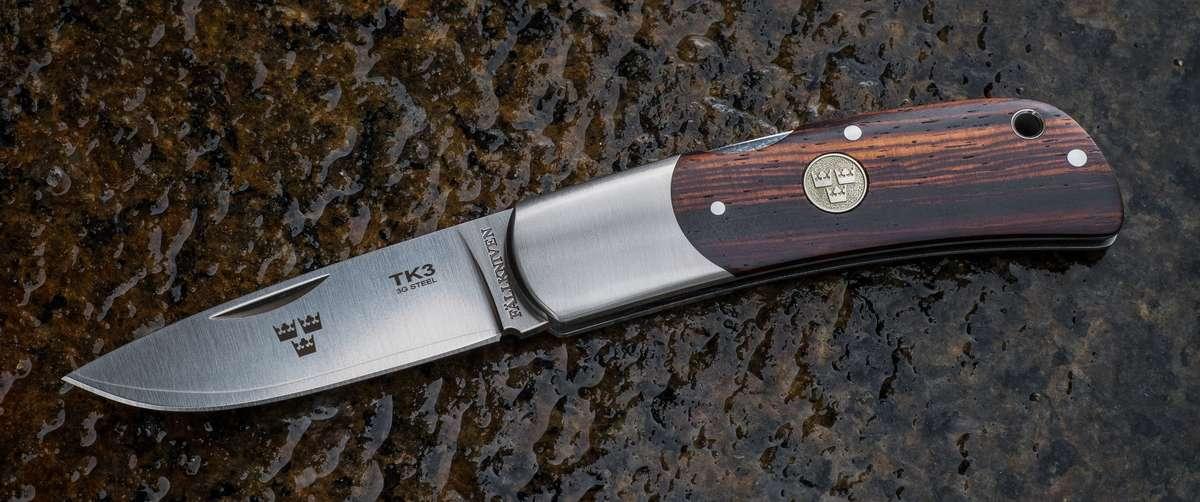 Fällknivar - fickknivar