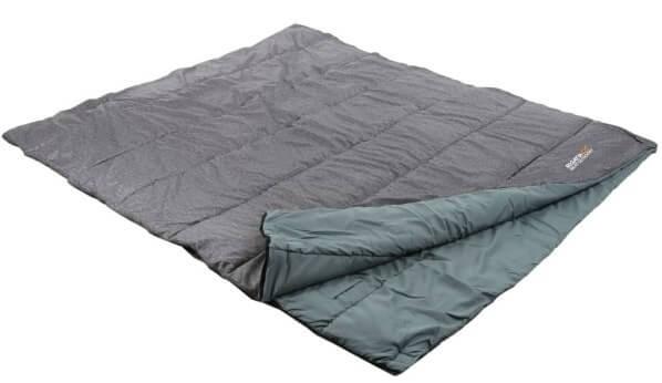 Sovsäck för två personer
