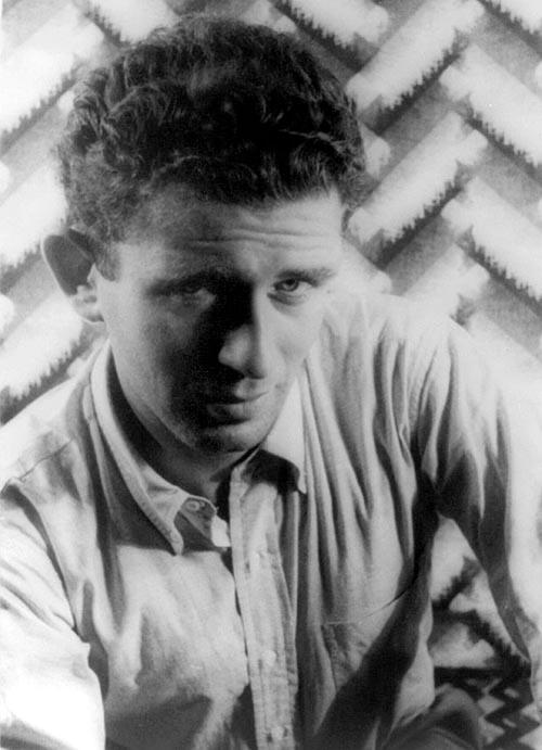 Författaren Norman Mailer