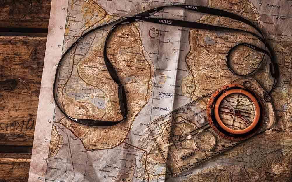 Kompass - vilken ska man köpa? Guide